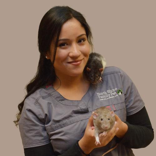 Shirley, Veterinary Technician